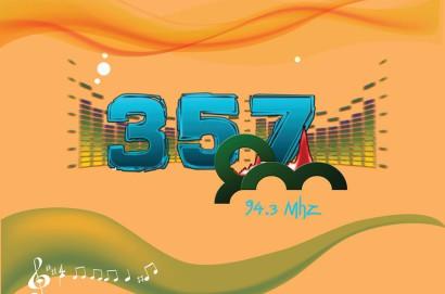 357fm Logo